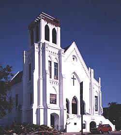 Mother Emanuel African Methodist Episcopal Church in Charleston, SC.